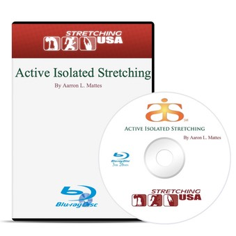 Active Isolated Stretching Blu-Ray Disc (2018)
