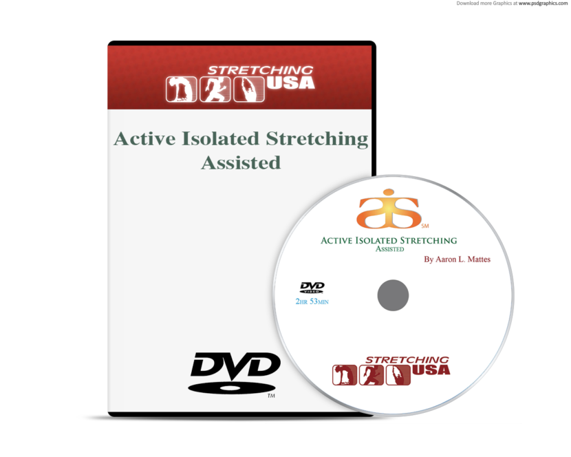 Active Isolated Stretching Assisted DVD